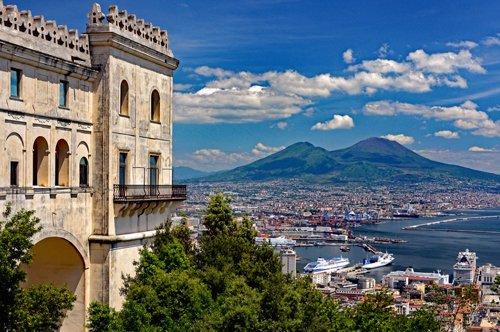 Eintrittskarte für die Certosa von San Martino Museum