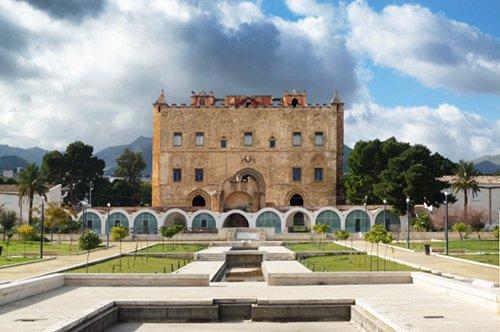 Château de la Zisa de Palerme - entrée prioritaire