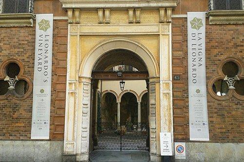Leonardo da Vincis Weingarten - Eintrittskarten und Audioführung