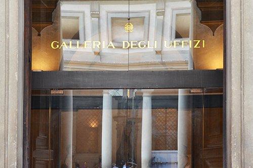 Galeria Uffizi - Entrada prioritária