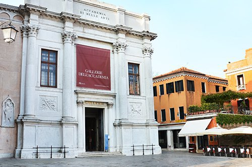 Galerias da Academia de Veneza – Entrada prioritária