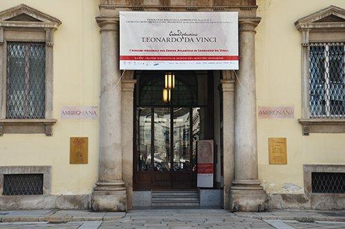 Pinacoteca Ambrosiana – Entrada prioritária