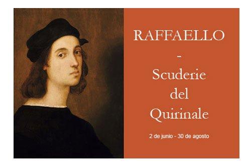 Raffaello - Exposición en las Scuderie del Quirinale