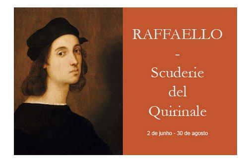 Rafael – Exposição nas Scuderie del Quirinale