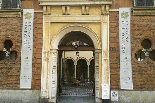 达芬奇的葡萄园故居 – 门票+语音讲解