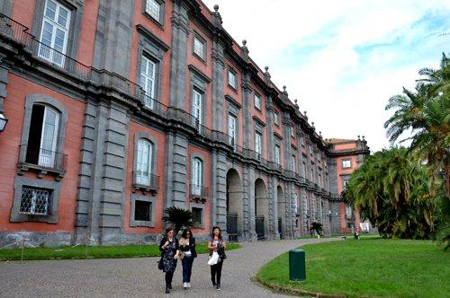 Billet d'entrée au Musée Capodimonte + Audioguide de Naples