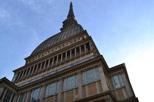 Billet d'entrée au Musée National du Cinéma + Ascenseur panoramique + Audioguide de Turin
