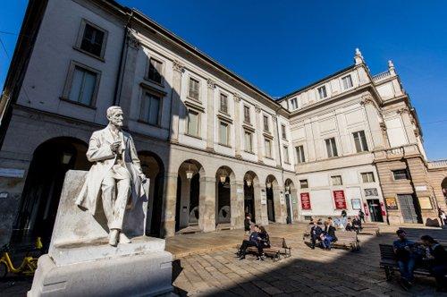 Billet d'entrée au Musée théâtral La Scala + Audioguide de Milan