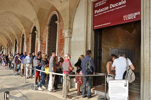 圣马可广场的博物馆联票