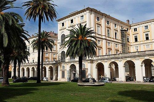 国家古代艺术美术馆: 巴尔贝里尼宫和科尔西尼美术馆联票