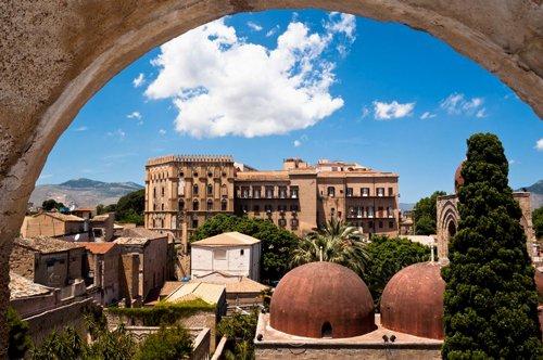 Biglietto d'ingresso al Palazzo dei Normanni di Palermo + Audioguida di Palermo