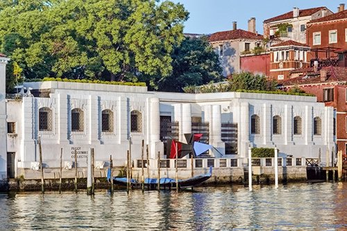 Peggy Guggenheim Collection entrance ticket + Venice Audioguide