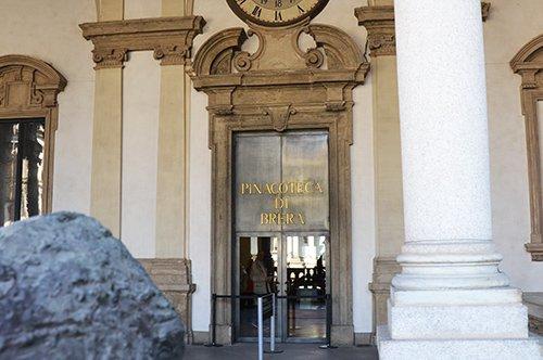 Pinacoteca di Brera Prioritätseinlass