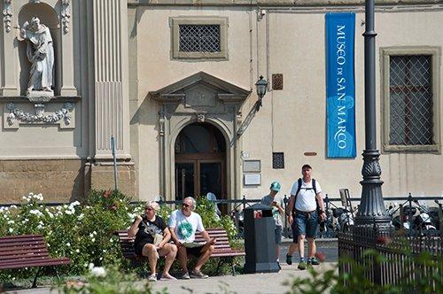 San Marco Museum Eintrittskarten - Florenz