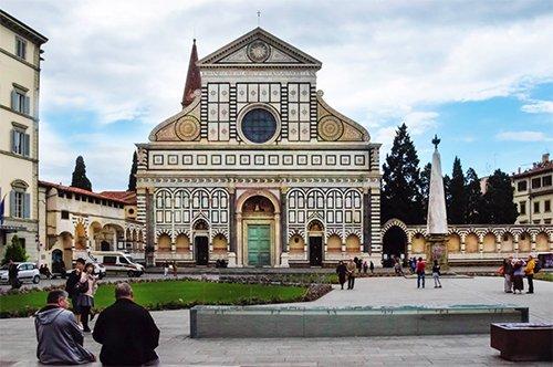 Ingresso para a Santa Maria Novella + Audioguia de Florença