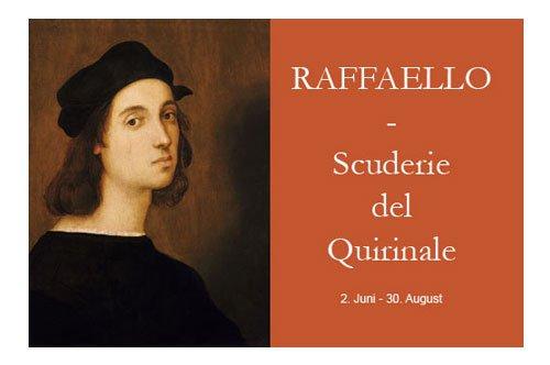 Raphael - Ausstellung in den Quirinalställen
