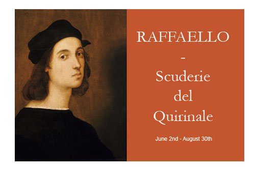 Raffaello - Exhibition at the Scuderie del Quirinale