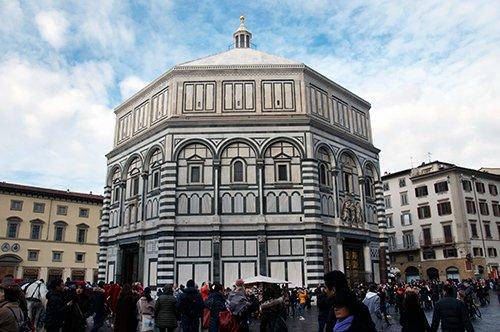 Tickets für Opera del Duomo Museum und Baptisterium von San Giovanni + Florenz Audioguide