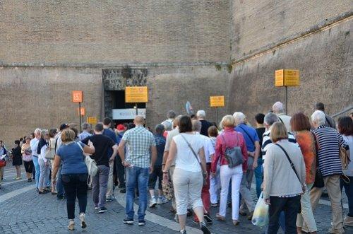Vatikanische Museen Prioritätseinlass - Assistenz am Eingang