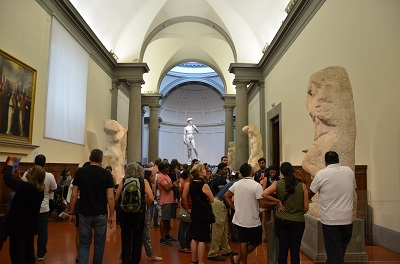 visiting the accademia florence - photo#50